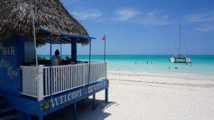 All-inclusive strandbar Cuba